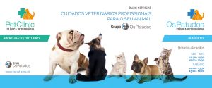 clinicas Veterinárias Grupo Os Patudos